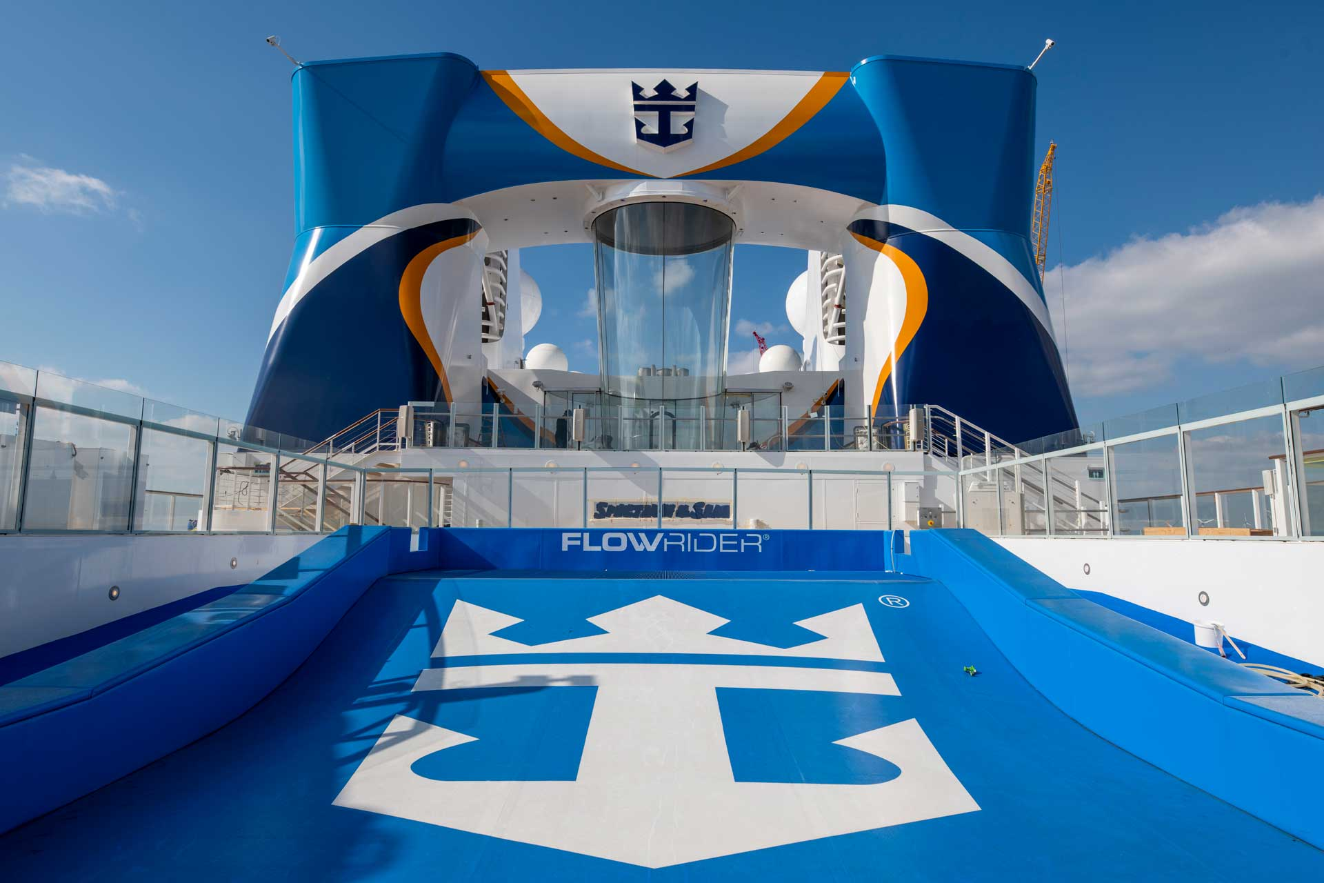 Spectrum of the Seas Flowrider
