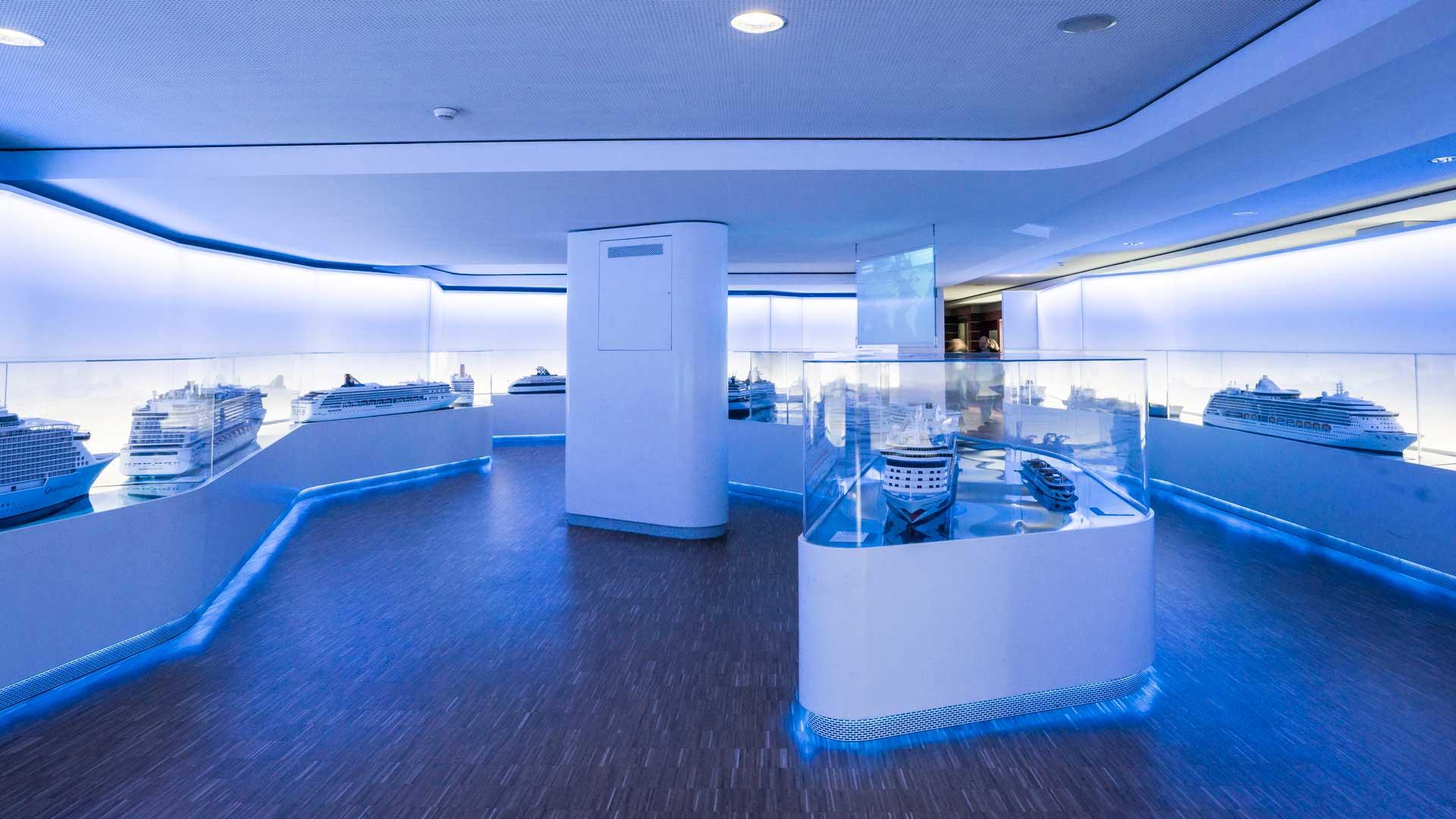 Pressefoto Meyer Werft