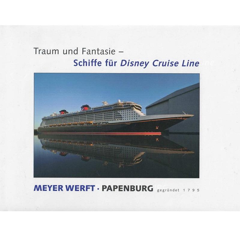 Jahrbuch Disney Cruise Line (deutsch)