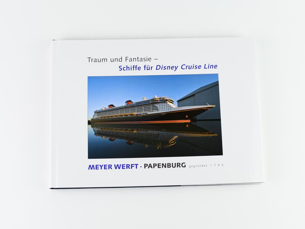 Jahrbuch Disney Cruise Line