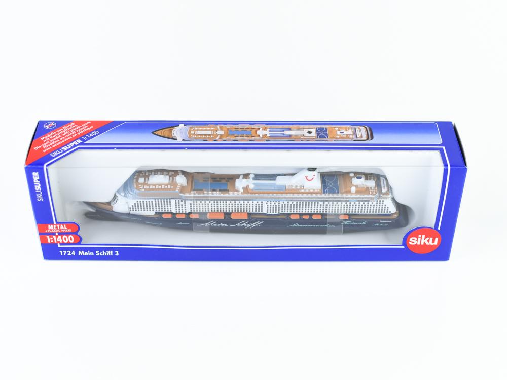 Modell Mein Schiff 3