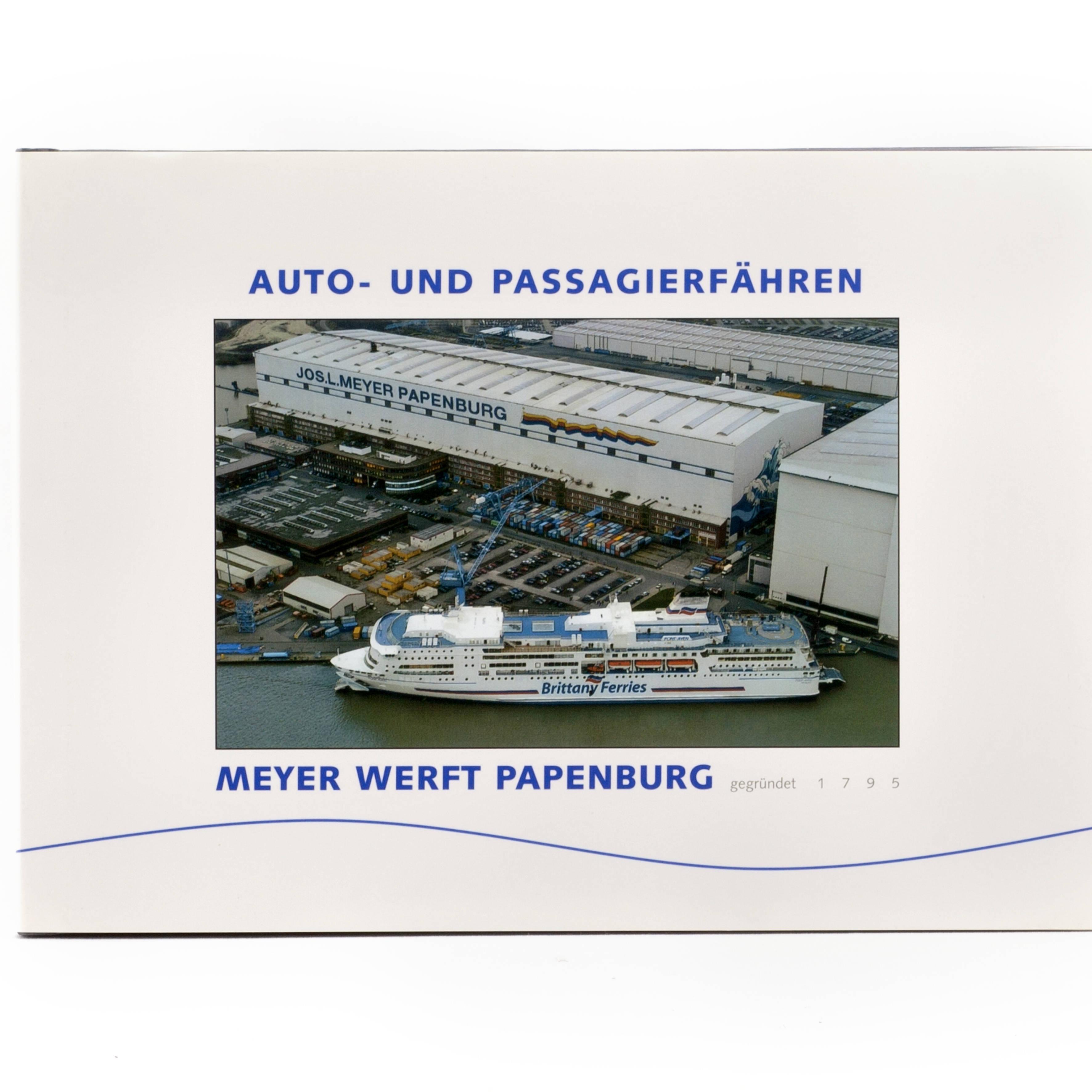 Jahrbuch Auto- und Passagierfähren