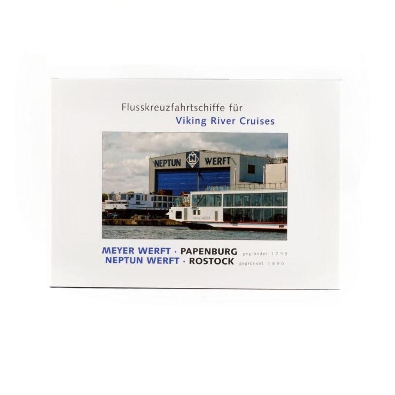 Jahrbuch Flusskreuzfahrtschiffe für Viking River Cruises (deutsch)