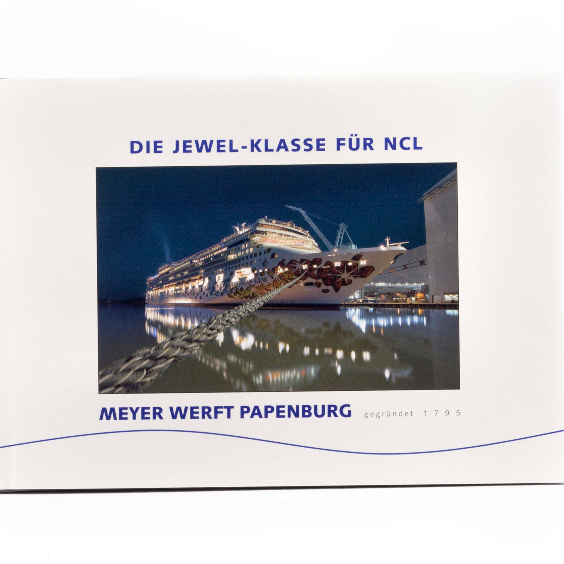Jahrbuch Die Jewel-Klasse für NCL