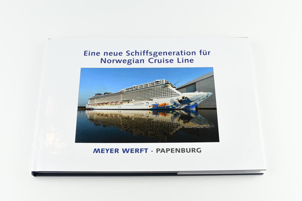 Jahrbuch Eine neue Schiffsgeneration für Norwegian Cruise Line
