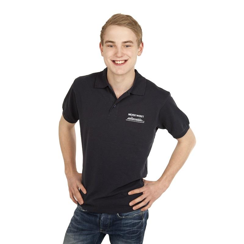 Poloshirt MEYER WERFT