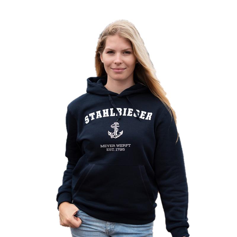 Hoodie Stahlbieger