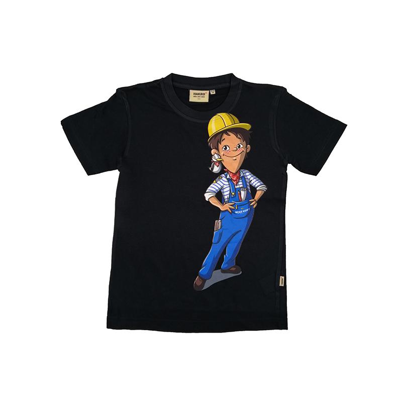 T-Shirt Kalle Kreuzer dunkelblau