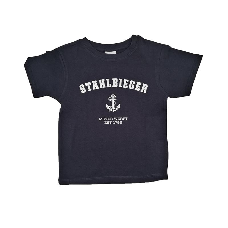 Kinder T-Shirt Stahlbieger