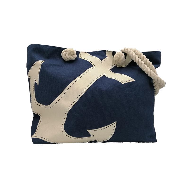 Tasche Anker dunkelblau