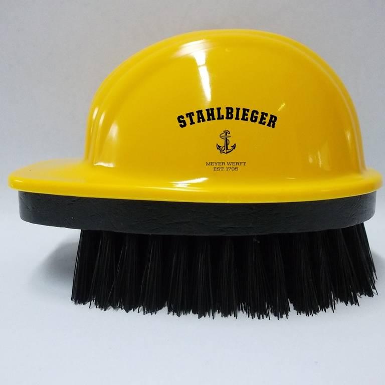 Helmbürste Stahlbieger Meyer Werft