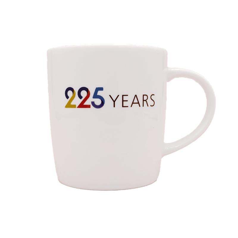 Tasse 225 Jahre Meyer Werft Vorderansicht